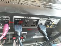 LG 47LA660S / denon avr 1513 - Jak podłączyć?