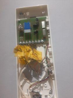 Podlaczenie domofonu wektra tk6