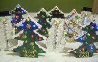 Ozdoby świąteczne by bsw (charlieplexing)