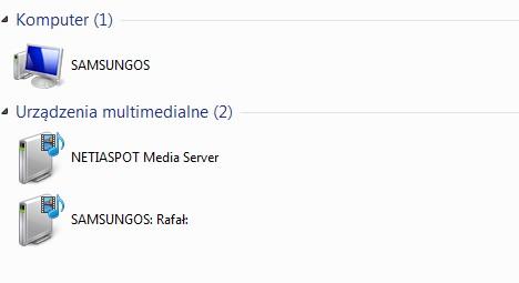 """Philips 46PFL4908H i NetiaSpot - """"Odtw�rz do"""" - nie dzia�a w sieci Net"""