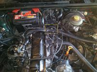Audi 80 B4 2.0 ABT 1992r - nie jeździ na benzynie; na LPG igła.