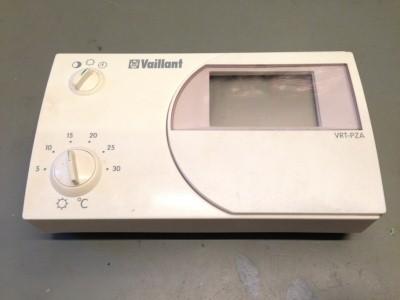 Vaillant VRT-PZA - Brak reakcji po pod��czeniu