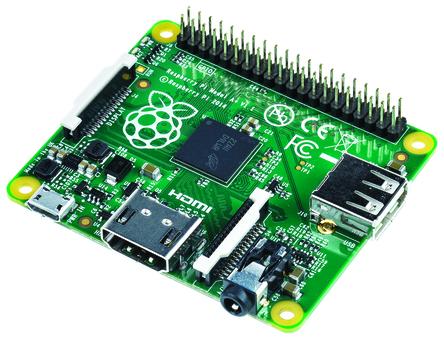 Raspberry Pi w nowym wariancie A+ o wielko�ci 65 x 56 mm za 20 dolar�w