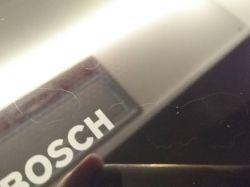 Płyta Indukcyjna Bosch PIF651FB1E - plamy niewiadomego pochodzenia (zadrapania?)