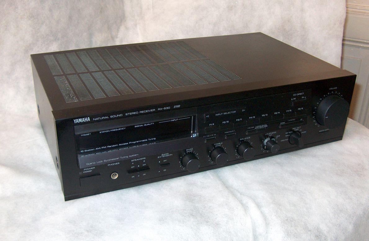 [Sprzedam] domowe audio: Yamaha, Kenwood...