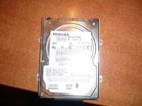 Toshiba - Instalacja nowego systemu, padł dysk ?