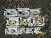 Regulator prędkości obrotowej silnika komutatorowego na TDA 1085C + tacho
