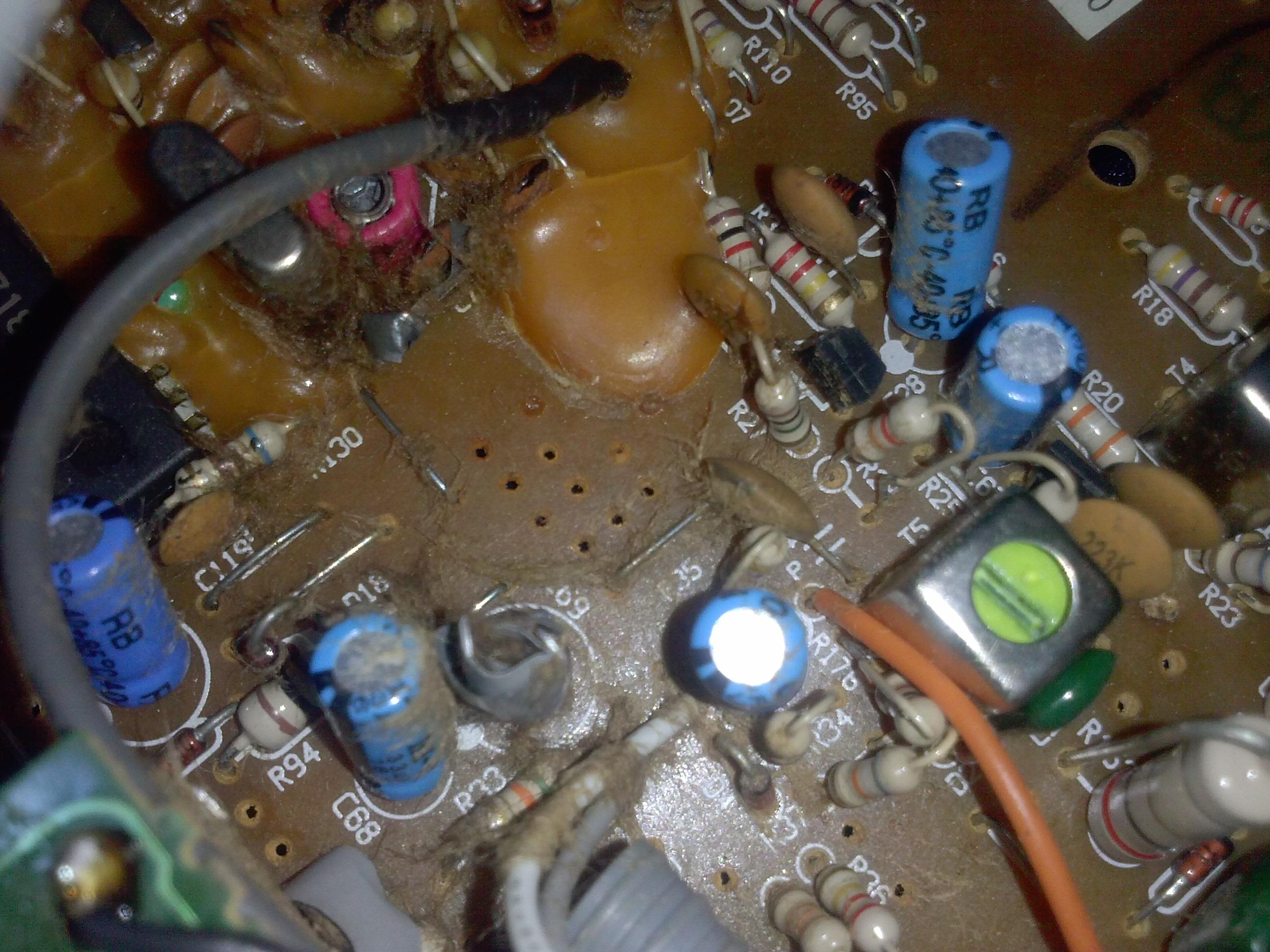Radio CB Lemm Tiger 27 schemat