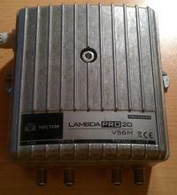[Sprzedam] LAMBDA PRO 20 V56M Wzmacniacz ko�cowy