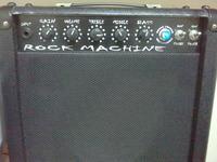 """Lampowy wzmacniacz gitarowy 5W """"Rock Machine"""" by Ghost"""