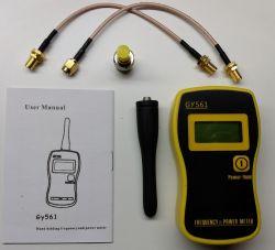 Kieszonkowy miernik (raczej wskaźnik) mocy i częstotliwości GY561