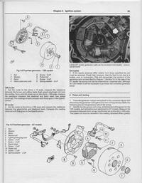 Skuter wodny Yamaha 1200gp - Gaśnie po dodaniu gazu, uklad CDI