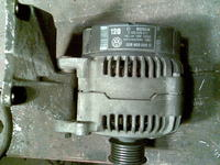 Passat 1.9 TDI 1Z 1995 - Łapa alternatora.