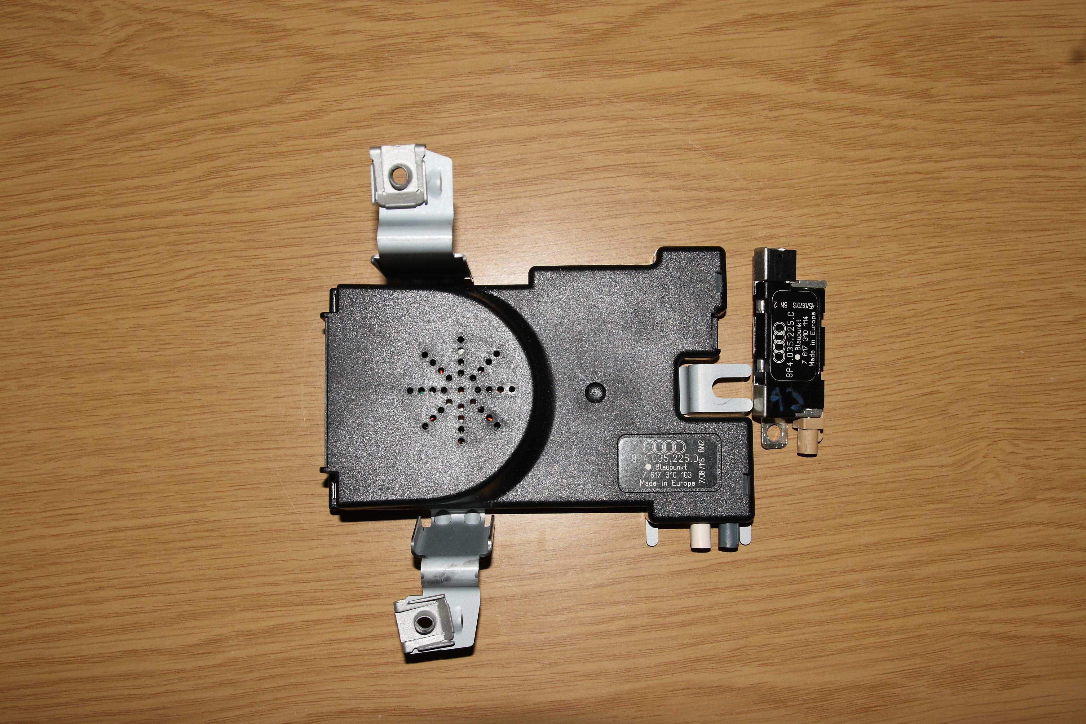 CONCERT III 2din gubi fale radiowe po w��czeniu samochodu