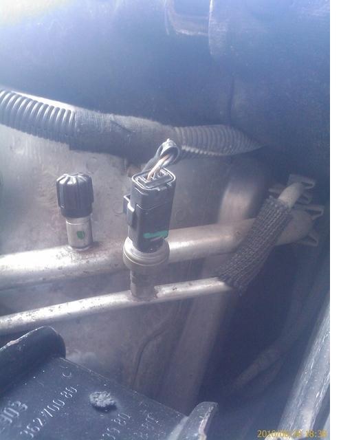 Peugeot 306, czujnik ci�nienia klimatyzacji.