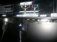 Samsung UE40B6000VW - Brak sygnału przez przejściówkę rgb
