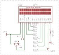 [Atmega8][C]LCD HD44780 2X16 nie wyświetla znaków