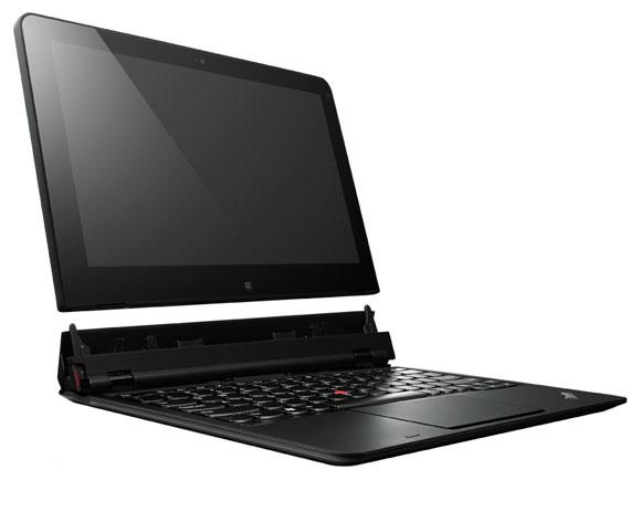 Lenovo Thinkpad Helix - konwertowalny 11.6-calowy Ultrabook/Tablet