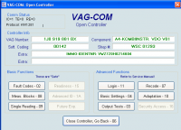 Emulator IMMO VW Golf IV 2002 - Jak podlaczyc Emulator Immo golf IV 2002