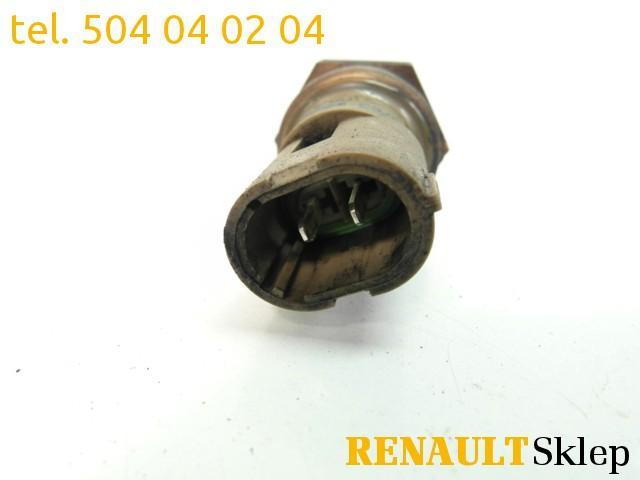 Renault Clio 2 faza 1  - Schemat pod��czenia czujnika wspomagania