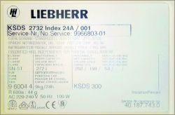 Liebherr KSDS 2732 - Niejednolita temperatura tylnej ścianki