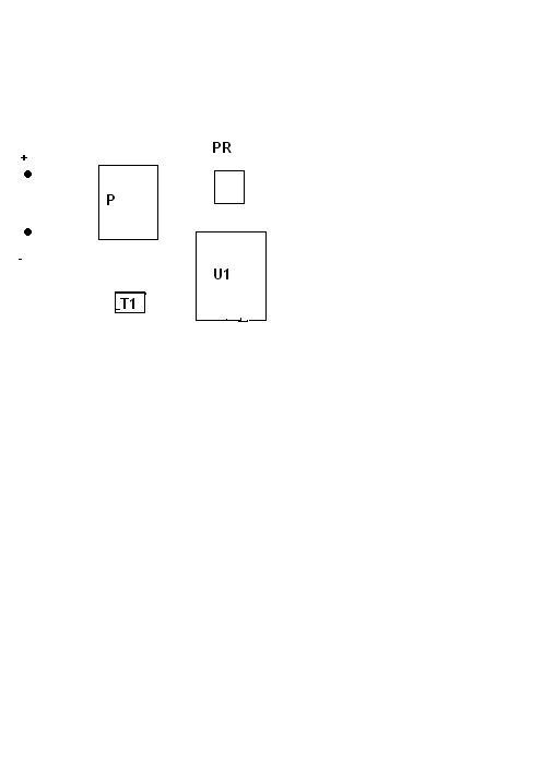 Pierwsza p�ytka PCB - pro�ba o sprawdzenie poprawno�ci �cie�ek