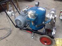Ma�y kompresor warsztatowy