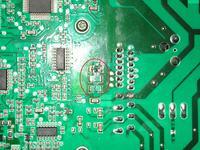 Pralka Siemens WM16S742PL - uszkodzenie bocznika oporowego?