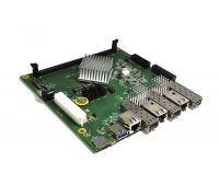 SolidRun MACCHIATOBin - płyta Mini-ITX z ARMADA 8040 i 4 portami Ethernet