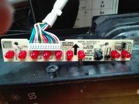 Candy CDI 9P45-S - Uszkodzony programator WQP8-9325, poszukiwany schemat