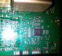 Siemens SN56T551EU/01-zmywarka-Typ SD6P1S uszkodzony moduł