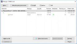 Odzyskanie danych z nowo utworzonego RAID