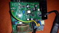 Odkurzacz Electrolux Beam BM285EA-Włącza się na około 5 sekund, uszkodzony moduł