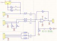 Sprawdzenie schematu obróbki sygnału przed ADC.