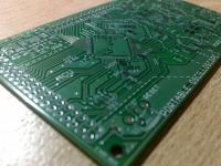 Przenośny dwukanałowy oscyloskop cyfrowy na FPGA & ARM (max 250MSPS/kanał)