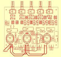 Wzmacniacz lampowy PCL86 szukam sprawdzonego schematu