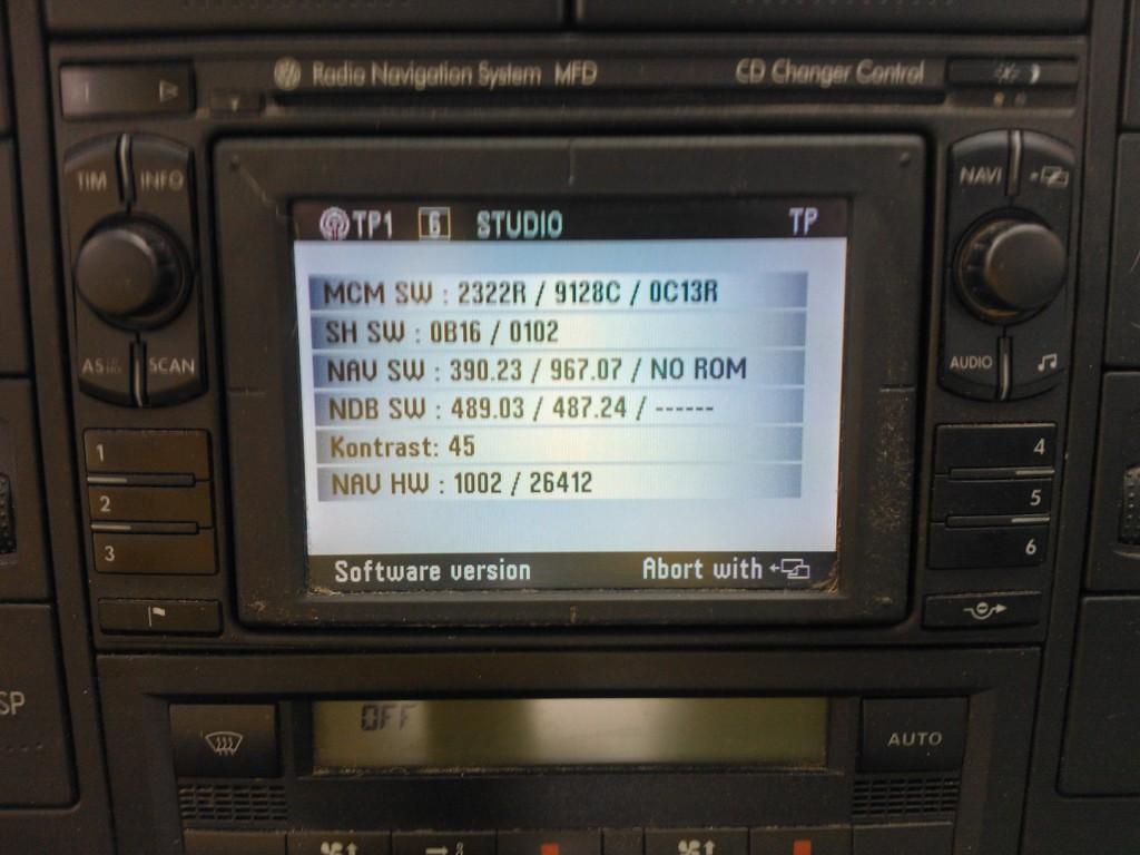 Nawigacja Blaupunkt od VW Sharan -jak dograc mapy?
