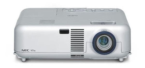 Projektor - NEC vt46 i OSRAM POWERSTAR 70W RX7s