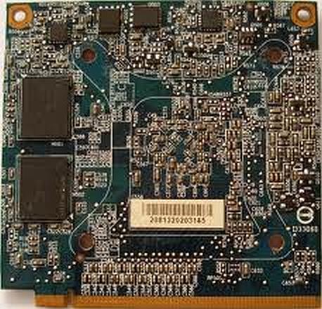 Acer Aspire 5720z Wymiana karty graficznej