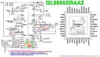 LCD Samsung UE32F5500 - Uszkodzona logika RUNTK5351TP 0055FV ZA