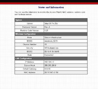 AP Edimax EW-7206APg Livebox->wifi->AP->LAN->komputer