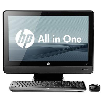 "HP Compaq 8200 Elite - komputer AIO z ekranem 23"", Core i7, Blu-Ray"