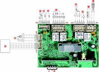 Pralka Indesit IWC6105 - migajace diody, przerywanie programu