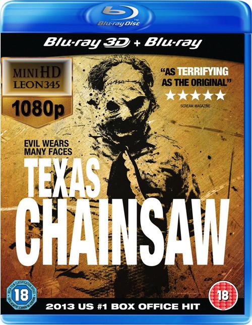 Pi�a mechaniczna 3D / Texas Chainsaw 3D (2013) mini-HD.1080p.Over-Under.AC3.SUBBEDPL.BluRay.x264-LEON 345 / Napisy PL