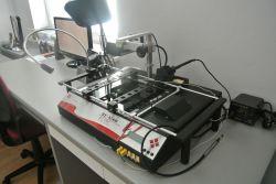 [Sprzedam] Stacja Jovy RE-8500 ze stolikiem + cały osprzęt