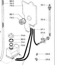 Whirlpool ADP 923 - Pobiera ca�y zasobnik soli w trakcie jednego cyklu.