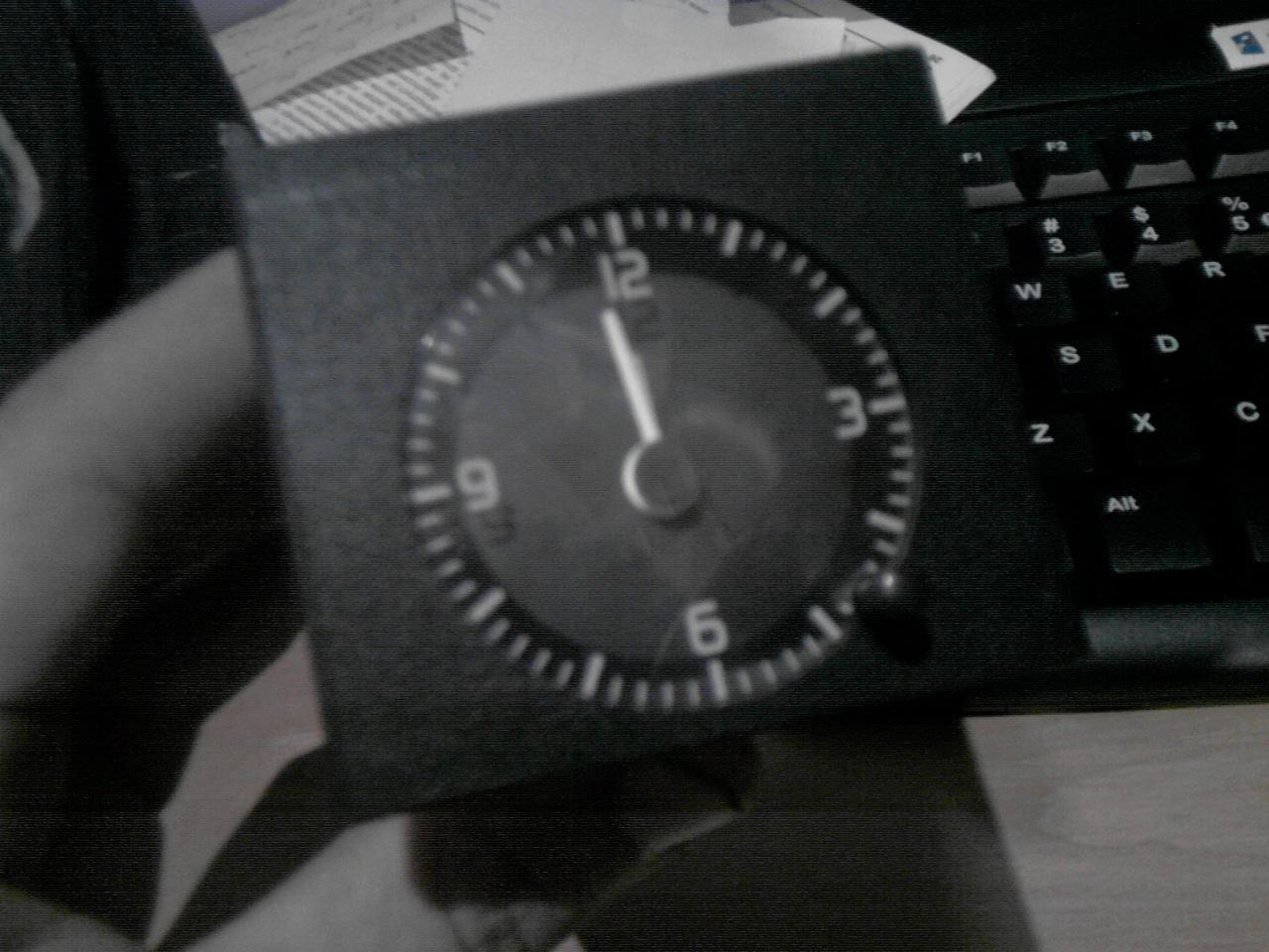 Zegarek godzinowy renault laguna clio