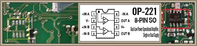 Bosch SMI40D45EU/01 - Uszkodzony moduł - identyfikacja elementów