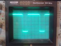 Detektor zera sieci - wy: 50us dodatni impuls