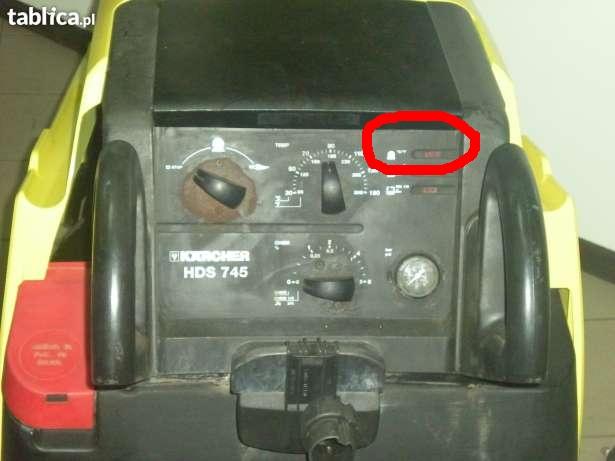 Karcher HDS 895s nie dzia�a